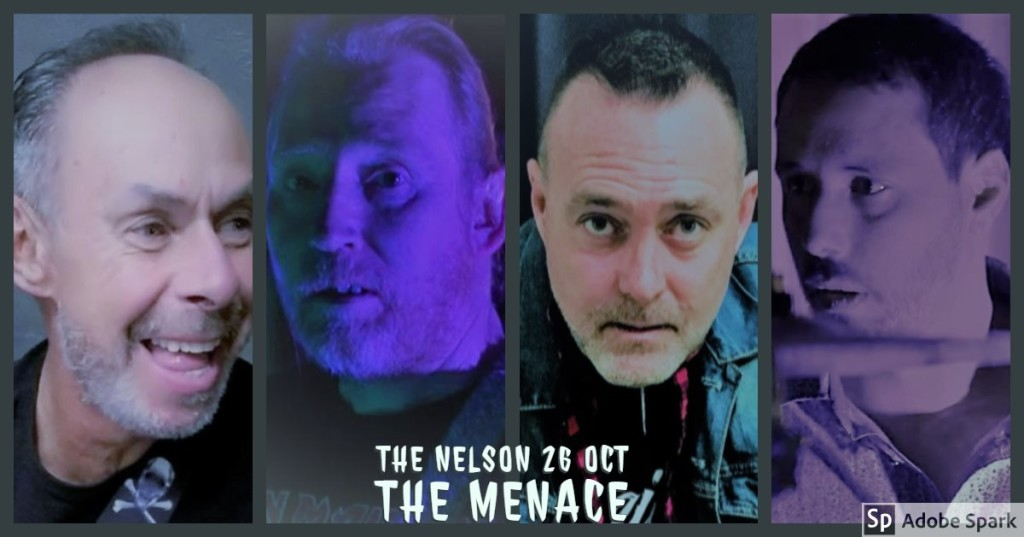The Menace live at The Nelson - Topsham