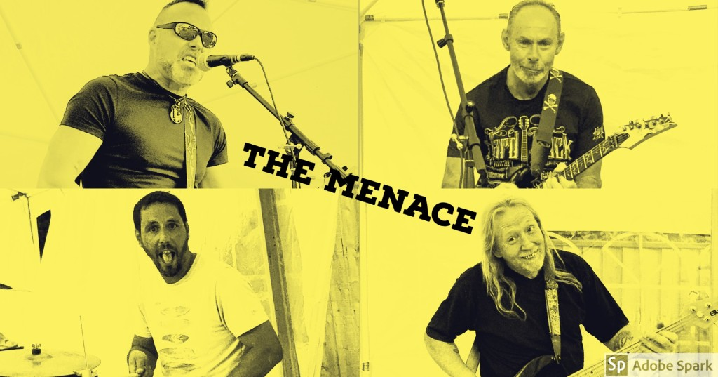 The Menace live at The Ship in Crediton